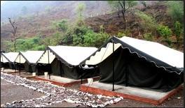 weekend rafting camp rishikesh