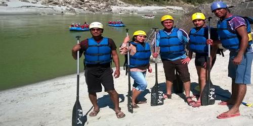 rafting in rishikesh, camping in rishikesh