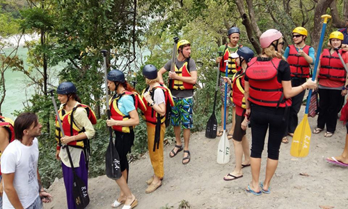 Rafting Camp in Rishikesh, Rafting in Rishikesh